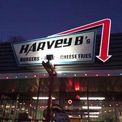 Harvey B's
