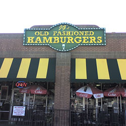 JGs Old Fashioned Hamburgers